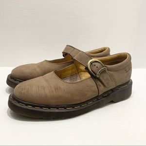 DR. MARTENS   Vintage Made in England Mary Janes